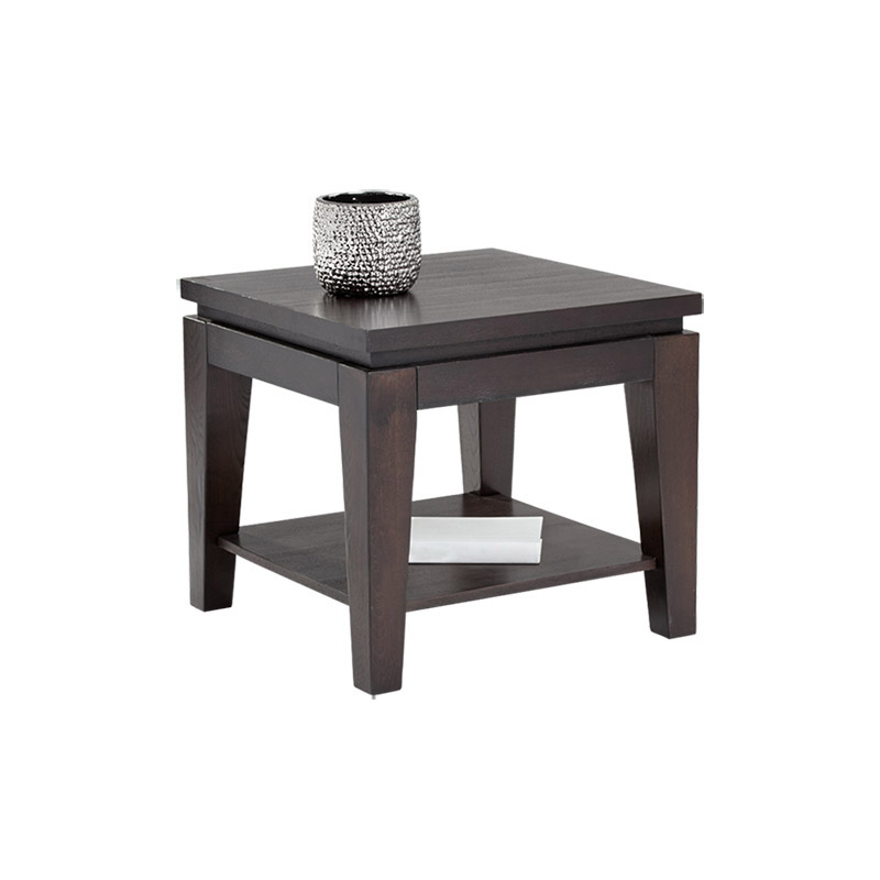Asia Square End Table - The Home Workshop - Home Furniture - Office Furniture