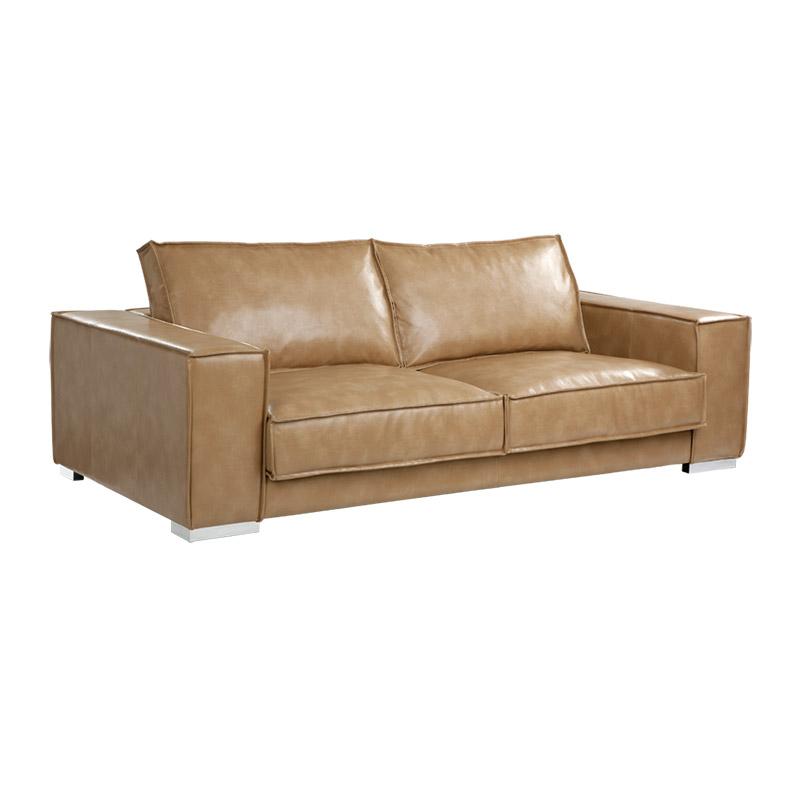 Baretto Sofa Nobility Peanut - The Home Workshop - Home Furniture - Office Furniture