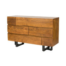 Century 6 Drw Dresser - The Home Workshop - Home Furniture - Office Furniture