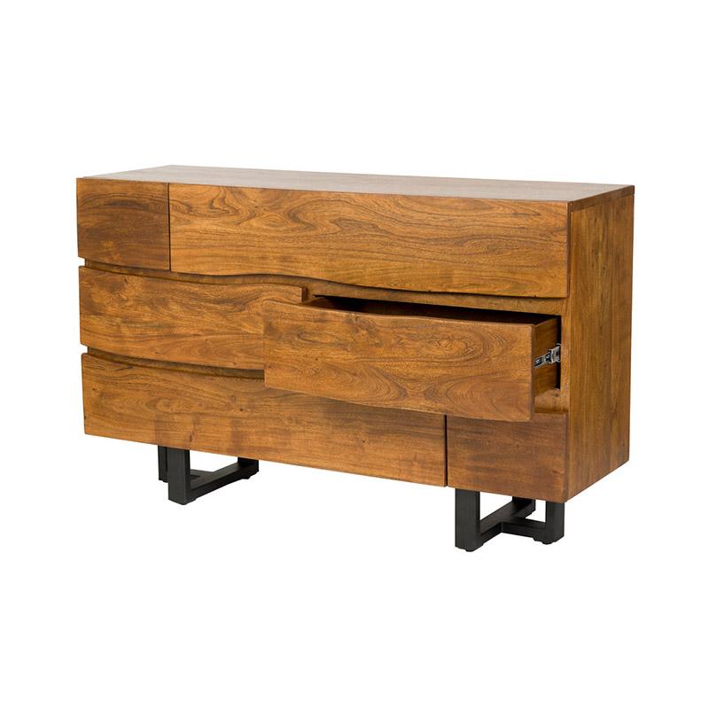 Century 6 Drw Dresser - The Home Workshop - Home Furniture - Office Furniture