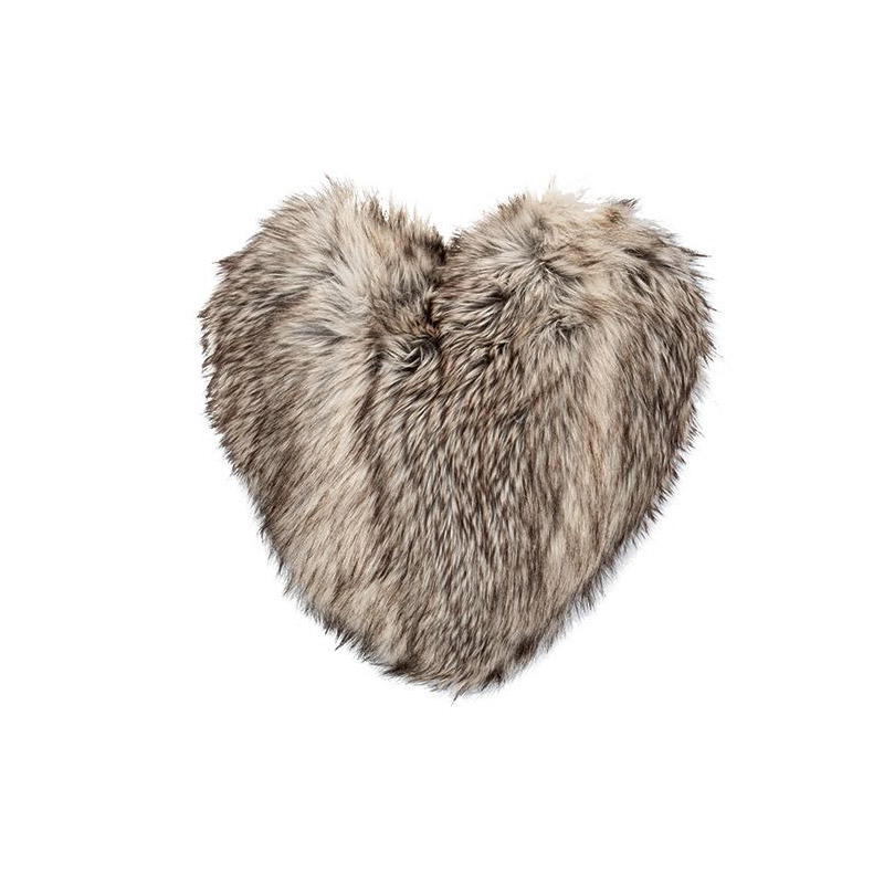 Coyote Heart Cushion - The Home Workshop - Home Furniture - Office Furniture