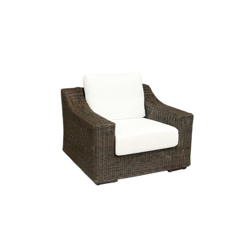 El Nido Club Chair w/ Cushion - The Home Workshop - Home Furniture - Office Furniture