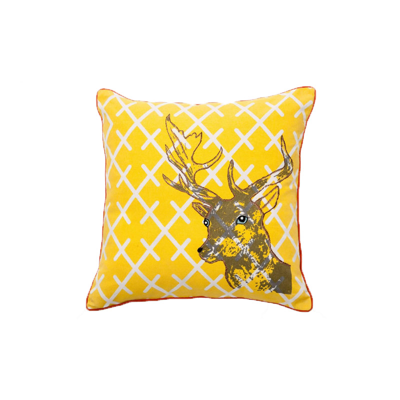 Funny Cushion Deer - The Home Workshop - Home Furniture - Office Furniture
