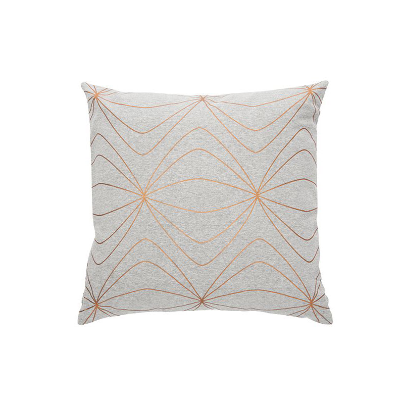 Jersey Cushion Copper - The Home Workshop - Home Furniture - Office Furniture