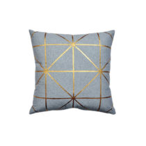 Jersey Cushion Gold - The Home Workshop - Home Furniture - Office Furniture