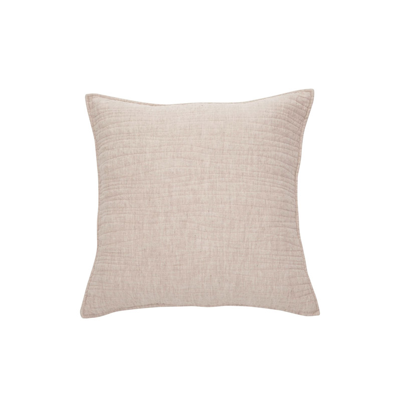 Lino Cushion Natural - The Home Workshop - Home Furniture - Office Furniture