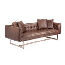 Matisse Sofa Nobility Saddle - The Home Workshop - Home Furniture - Office Furniture