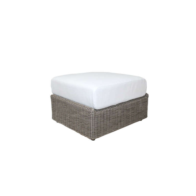 Maui Ottoman w/ Cushion - The Home Workshop - Home Furniture - Office Furniture