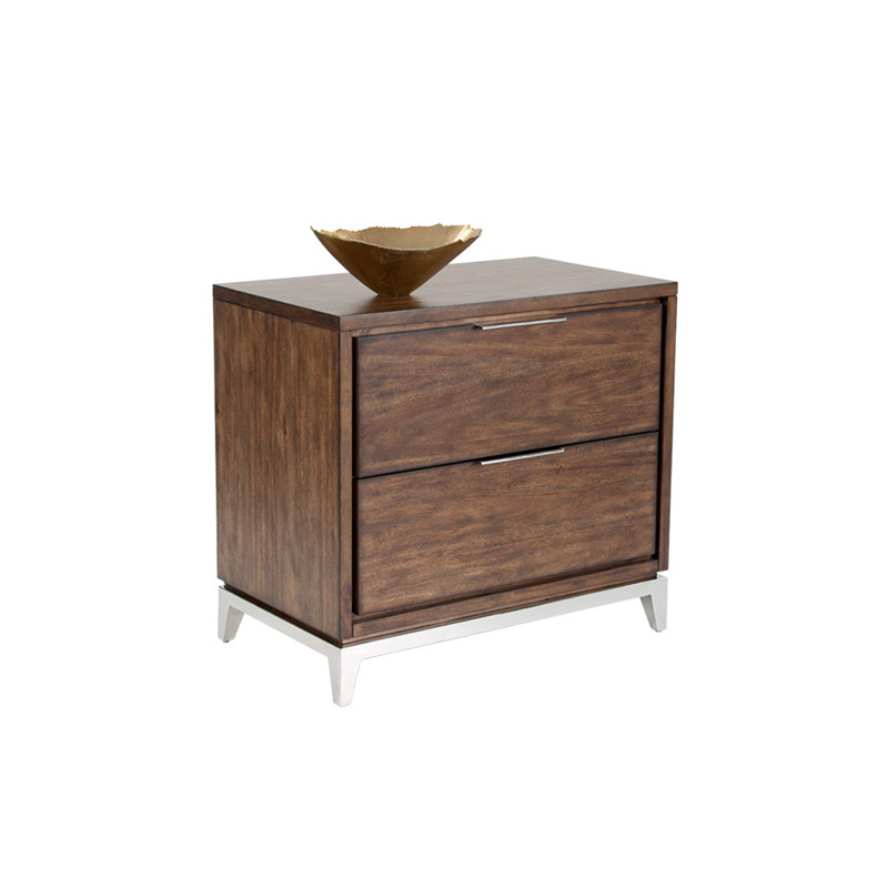 Miriam Nightstand - The Home Workshop - Home Furniture - Office Furniture