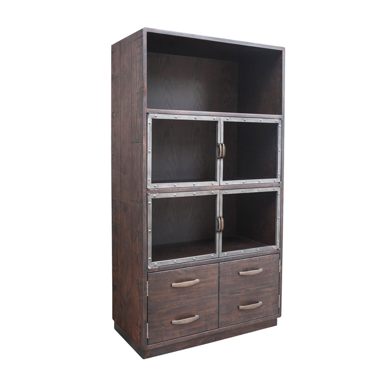 Monaco Display Cabinet - The Home Workshop - Home Furniture - Office Furniture