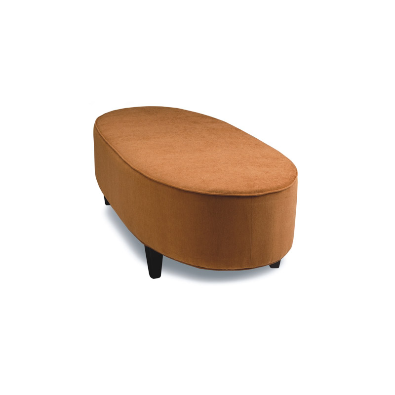 Oval Ottoman - The Home Workshop - Home Furniture - Office Furniture
