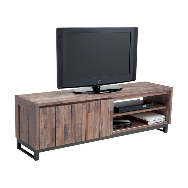 Porto Media Stand - The Home Workshop - Home Furniture - Office Furniture