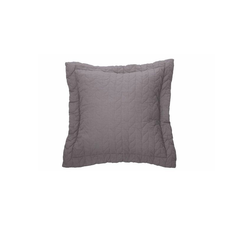 Unik Euro Sham Charcoal - The Home Workshop - Home Furniture - Office Furniture