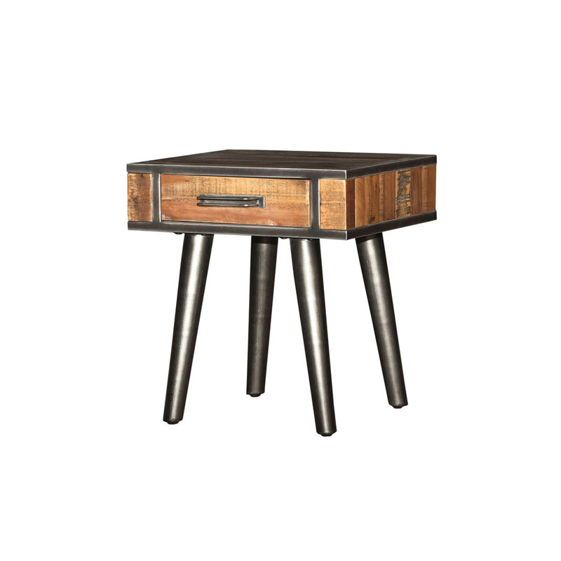 Vintage End Table - The Home Workshop - Home Furniture - Office Furniture