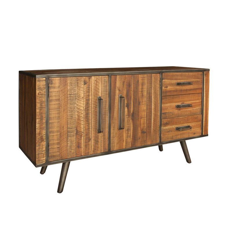 vintage sideboard the home workshop. Black Bedroom Furniture Sets. Home Design Ideas