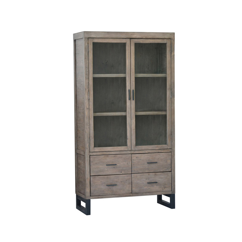 Woodenforge Display Cabinet - The Home Workshop - Home Furniture - Office Furniture