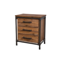 Workshop Nightstand - The Home Workshop - Home Furniture - Office Furniture