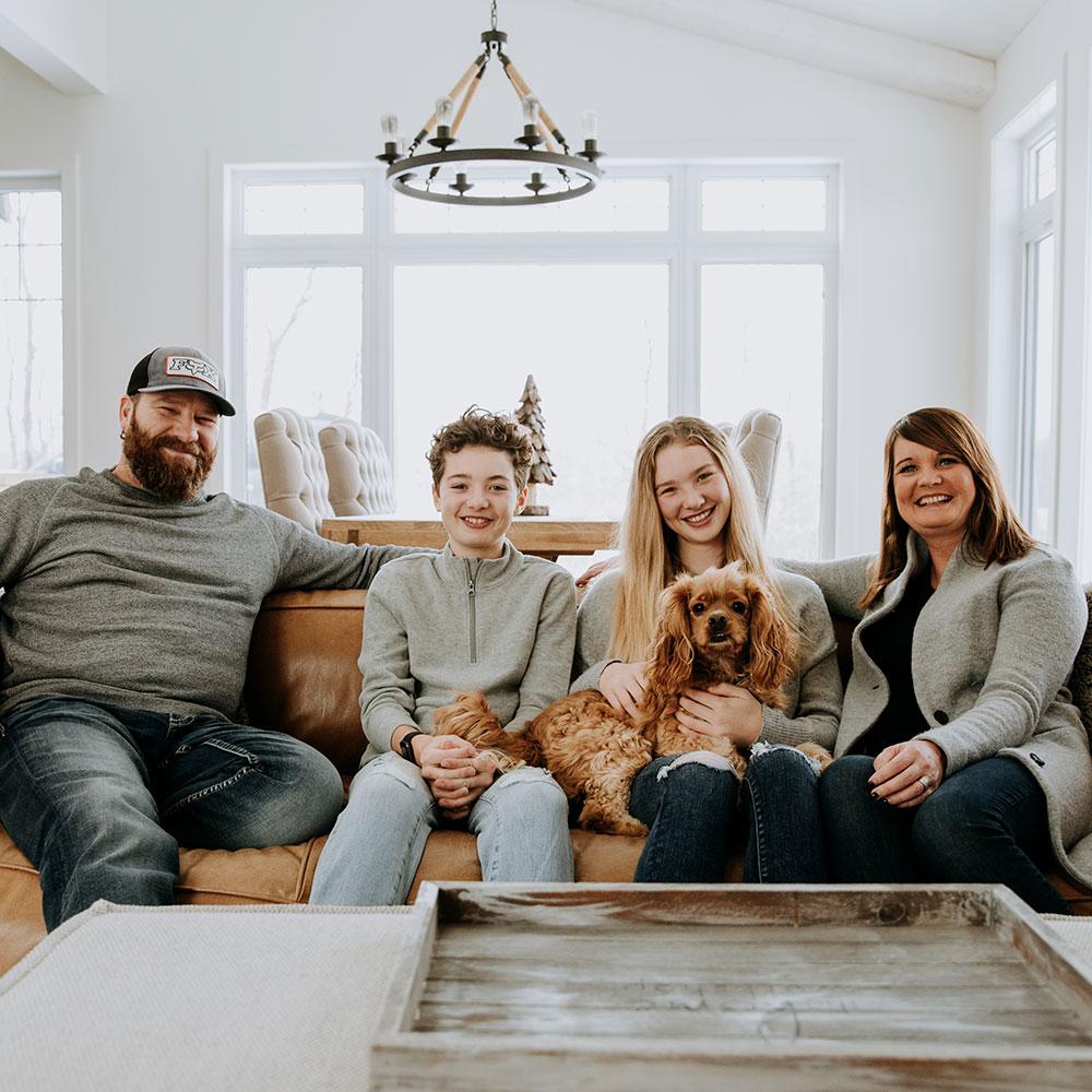 The Giesbrecht Family